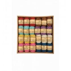 Leg Accesorii Creatie Sfoara Canepa Color  10m A1169