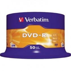 NEO DVD VERBATIM DVD-R 50/SET