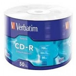 NEO CD VERBATIM 50/SET R-
