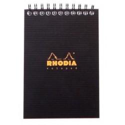 RH BLOC NOTES SPIRA RHODIA A6 80F DR 13921C