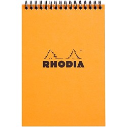 RH BLOC NOTES SPIRALA 8X21 80F AR 16500C