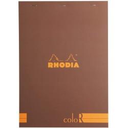 RH BLOC NOTES A4 70F 90GR DR CIOCO RHODIA COLOR PAD 18963C