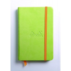 RH NOTES CU ELASTIC A6 96F VELIN 118626C VERDE MAR