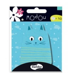 CF POST IT MODOU 7.5*11CM 560648O PISICA
