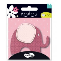 CF POST IT MODOU 7.5*11CM 560648O ELEFANT