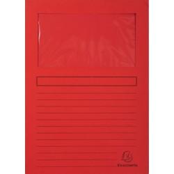 EX DOSAR CARTON L+FEREASTRA 50200E/50102E ROSU