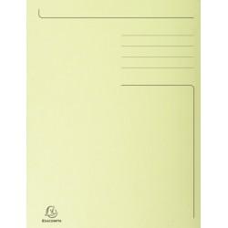 LEC DOSAR PLIC EXACOMPTA GALBEN EX448005