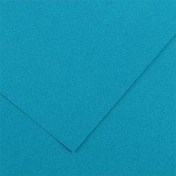 PR HARTIE SCHITA Canson Colorline 50x70 220gr PRIMARY BLUE