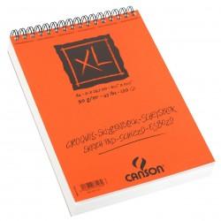 PR BLOC SCHITE CANSON SPIRA XL A4 120F 90G 032