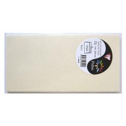 PLIC CLAIREFONTAINE DL PERLAT 5/SET CREM 26045C