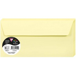 PLIC CLAIREFONTAINE DL 20/SET CANARY YELLOW 5455C