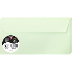 PLIC CLAIREFONTAINE DL 20/SET VERDE 5475C