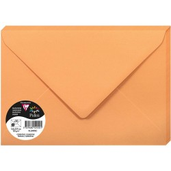 PLIC CLAIREFONTAINE C5 20/SET ORANGE 5492C