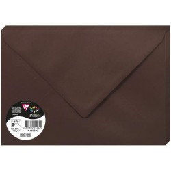 Plic Clairefontaine C5 20/set Cacao 55232c