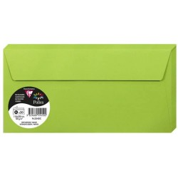 PLIC CLAIREFONTAINE DL 20/SET VERDE INTENS 5545C