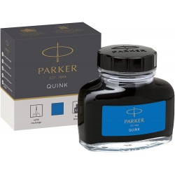 CON CALIMARA CERNEALA PARKER 57ML WASHABLE BLUE 1950377