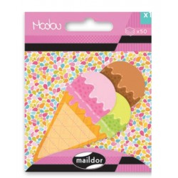 CF POST IT MODOU 7.5*11CM MI022O INGHETATA