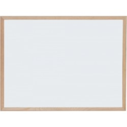 EU WHITEBOARD MAGNETIC 60*90 CM RAMA LEMN OPTIMA 22365
