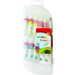 EU TEMPERA 12/SET * 12ML 100002A