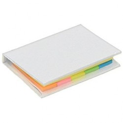 EU STICKY NOTES LILI 8.5*6.5CM ALB 7075001