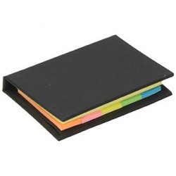 EU STICKY NOTES LILI 8.5*6.5CM NEGRU 7075002