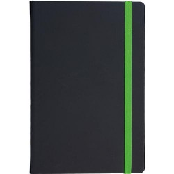 EU NOTES FLUX EDGE A5 CU ELASTIC VERDE 8030007