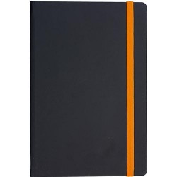 EU NOTES FLUX EDGE A5 CU ELASTIC ORANGE 8030009