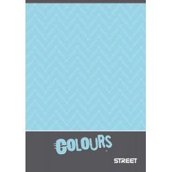 EU CAIET A4 52F STREET COLOURS AR 65841