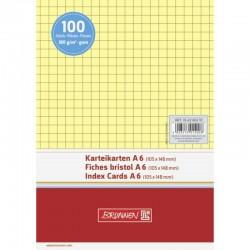 BR INDEX CARD A6 100/SET AR 2260210 GALBEN