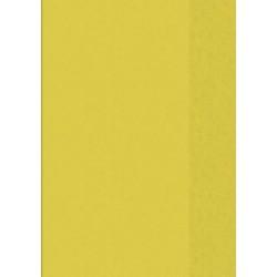 BR COPERTA CAIET A4 GALBEN 104050410
