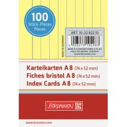 BR INDEX CARD A8 100/SET DR 2282210 GALBEN