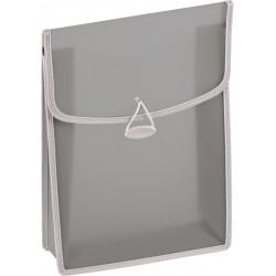 BR MAPA PLASTIC A4 10 COMPARTIMENTE 4163480 ONYX