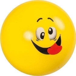 BR MINGE ANTISTRES SMILEY 6CM 27357