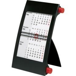 Br Calendar Birou 2022 Triptic Cadru Plastic Cu Buton Rotativ 38000202