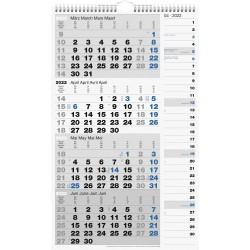 Br Calendar Perete 2022 Triptic Kombi 30*49cm 33430002