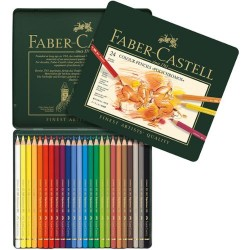 LEC CREIOANE COLOR POLYCHROMOS 24/SET FC110024