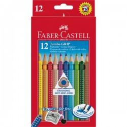 LEC CREIOANE COLOR FABER 12/SET FC110912 AQUARELL