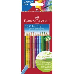 LEC CREIOANE COLOR FABER GRIP 12/SET FC112412 AQUARELL
