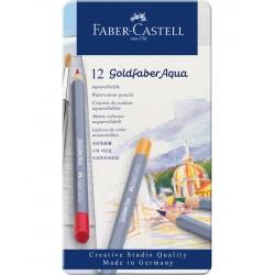 LEC CREIOANE AQUARELL GOLDFABER 12/SET FC114612 CUTIE METAL