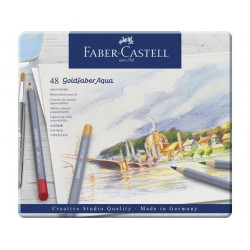 LEC CREIOANE AQUARELL GOLDFABER 48/SET FC114648 CUT METAL