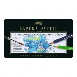 LEC CREIOANE COLOR FABER 12/SET FC117512 AQUARELL