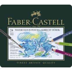LEC CREIOANE COLOR FABER AQUARELL 24/SET FC117524