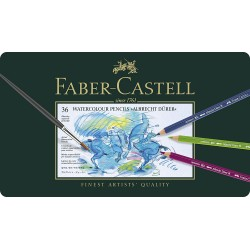 LEC CREIOANE COLOR FABER AQUARELL 36/SET FC117536