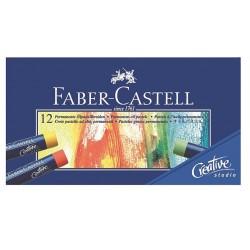 LEC CREIOANE PASTEL FABER 12/SET FC127012