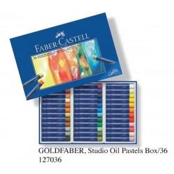 LEC PASTELURI ULEIOASE FABER-CASTELL 36/SET FC127036