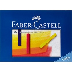 LEC CREIOANE PASTEL FABER 36/SET FC128336