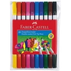 LEC CARIOCI FABER CASTELL 10/SET FC151110 2 CAPETE