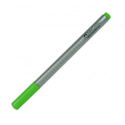LEC FINELINER FABER GRIP FC151666 VERDE 0.4MM