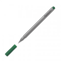 LEC FINELINER FABER GRIP FC151667 OLIVE 0.4MM