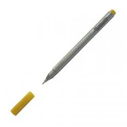 LEC FINELINER FABER-CASTELL GRIP GALBEN 0.4MM FC151682